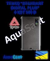 "Электрический котел Tenko ""Standart Digital Plus"" 6 кВт 380 В (с насосом), фото 1"