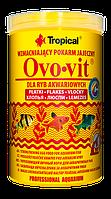 Сухой корм Tropical Ovo-vit для всех рыб 77036, 1L/200g