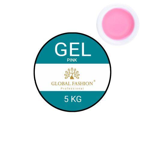 Гель UV Gel розовый