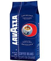 Натуральный элитный кофе в зернах Lavazza Top Class 1 кг