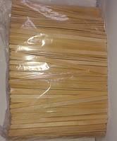 Деревянные палочки-мешалки без запаха