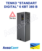 "Электрический котел Tenko ""Standart Digital"" 6 кВт 380 В (с насосом), фото 1"