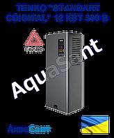 "Электрический котел Tenko ""Standart Digital"" 12 кВт 380 В (с насосом), фото 1"