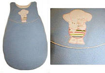 Конверт для сна, детский спальный мешок Слоненок