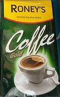 Молотый кофе Roneys 250 г ( 12 шт в упаковке)
