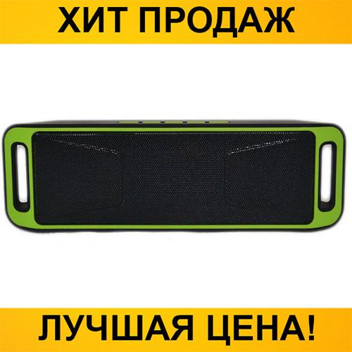 Мобильная колонка Bluetooth 208- Новинка
