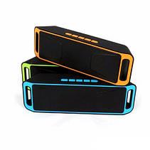 Мобильная колонка Bluetooth 208- Новинка, фото 3