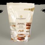 Декор из шоколада со вкусом Соленой карамели- Crispearls™ Salted Caramel 800г Callebaut