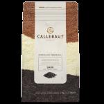 Декор из черного шоколада Vermicelli 1кг Callebaut