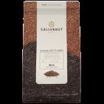 Декор из молочного шоколада Flakes 1кг Callebaut