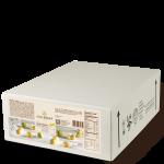 Трюфель корпус из белого шоколада 126шт Callebaut