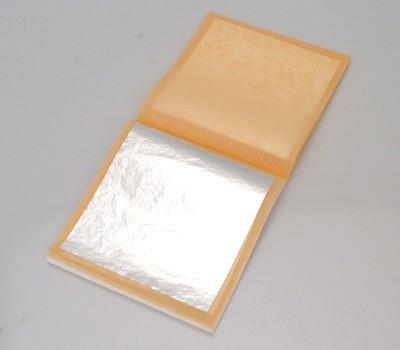 """Декор """"срібний лист"""" F000074 Розмір листа 800*800 мм 1уп=25шт"""