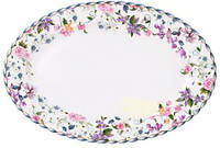 Блюдо овальное Krauff Versailles 30.6 см (21-244-031)