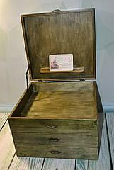 Комод - органайзер для мулине