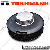 Катушка автоматическая TEKHMANN 130 мм нейлоновая Профи EASY Load тип Oleo-Mac