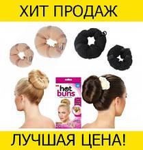 Валик-заколка для волос Hot Buns