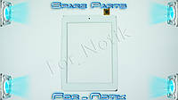 """Тачскрин (сенсорное стекло) для Digma IDsQ8, QSD E-C8015-01, 8"""", внешний размер 203*144 мм, рабочий размер 162*122 мм, белый"""