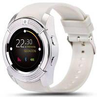 Smart Watch V 8, часы-телефон, белые