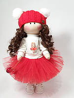 Текстильна лялька, фото 1
