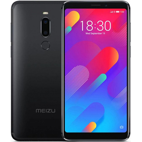 Смартфон Meizu M8 4/64Gb Black Global version (EU) 12 мес