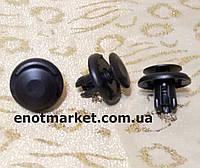 Крепление подкрылок надколёсных дуг Honda, Mitsubishi. ОЕМ: 91512SX0003, MU000319, MR220501, 91512-SX0-003