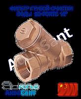 SD FORTE фильтр грубой очистки воды 1/2''