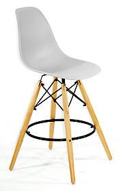 Барный стул Nik Eames, светло-серый