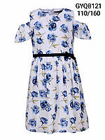Платье для девочек Glo-Story 110-160 р.p.