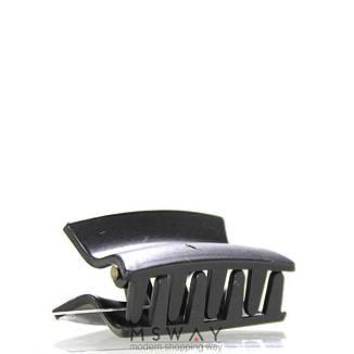 KATTi Краб для волос 28 821 малый пластик черный матовый Ш4 1шт , фото 2