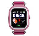 Детские Умные часы с GPS Q90 розовые, фото 2