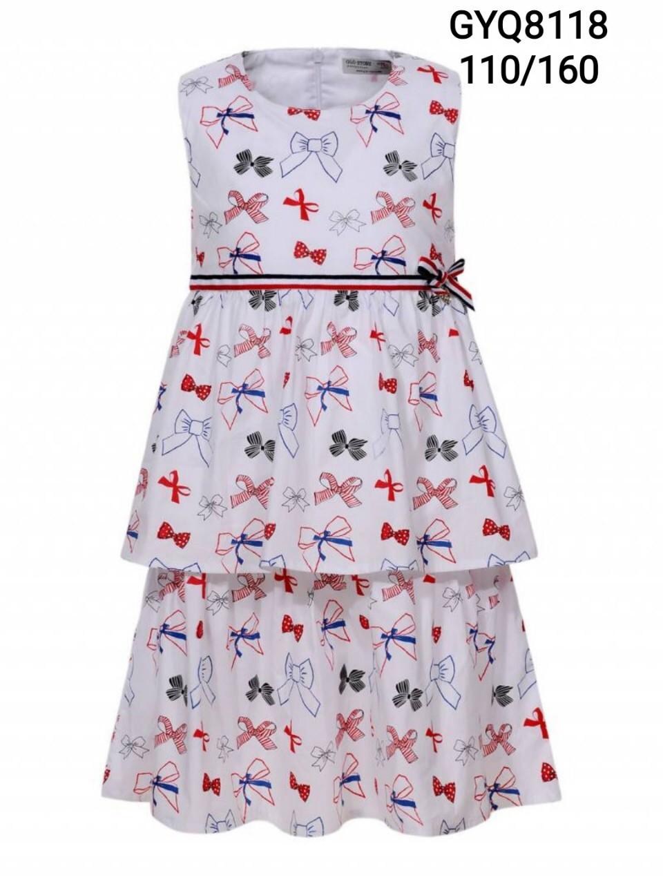 {есть:110,120} Платье для девочек Glo-story ,