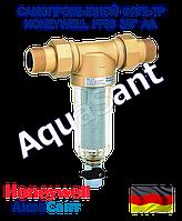 """Самопромывной фильтр Honeywell FF06 3/4"""" AA холодная вода"""
