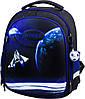 Рюкзак Winner stile 6009 ортопедический школьный для 1-4 классов для малчиков 28 см * 14 см * 38 см