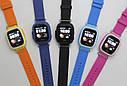 Дитячі Розумні годинник з GPS Q90 темно сині, фото 4