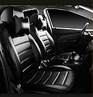Чехлы на сиденья Фольксваген Пассат Б6 (Volkswagen Passat B6) (модельные, НЕО Х, отдельный подголовник), фото 6