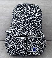 Рюкзак городской, школьный, подростковый с леопардовым принтом, ассортимент цветов