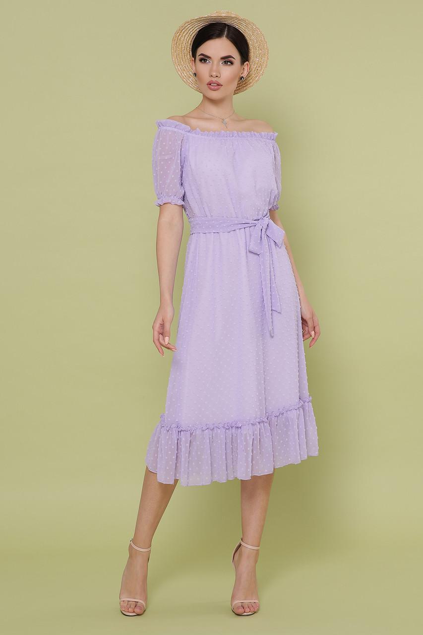 Легчайшее платье из набивного шифона    Размеры S, M, L, XL