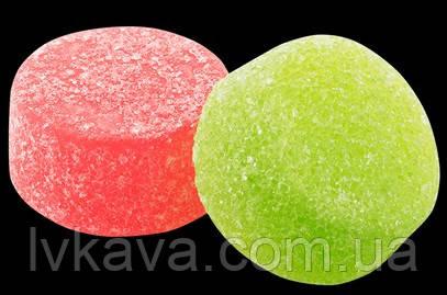 Желейные конфеты Docile Docicoma с фруктовым вкусом, 30 гр, фото 2
