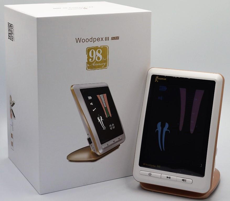 Апекслокатор Woodpex III GOLDEN Pro PLUS новый усовершенствованный, Woodpecker (ОРИГИНАЛ)