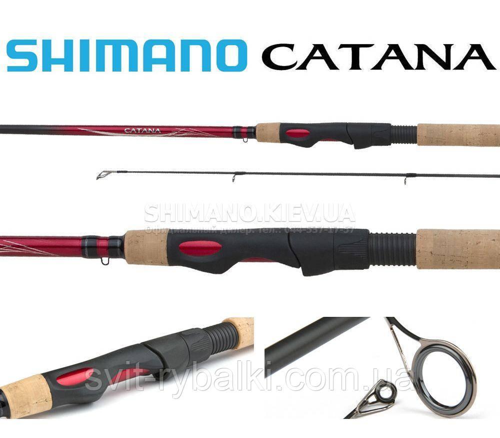 Спиннинг Shimano Catana EX  240ML 2.40m 7-21g