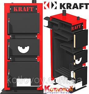 Твердотопливный котёл KRAFT (Крафт) E new