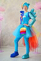 Карнавальный костюм для аниматоров My Little Pony Радуга Дэш