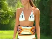 Пояс вибратон с нагревом, Vibra Tone and Sauna Belt - это супермощный массажный пояс с подогревом.