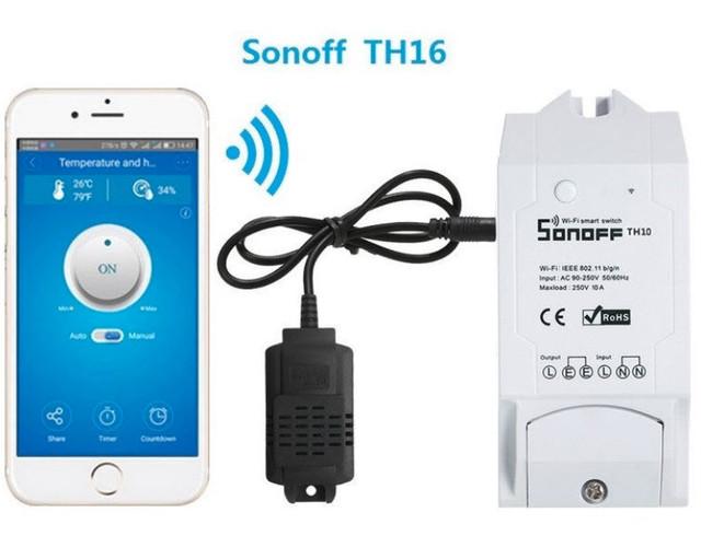 Sonoff TH16