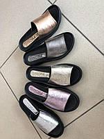 Женские кожаные босоножки Teona все цвета только 37 размеры(кроме никель)