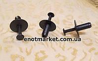 Нажимное крепление бампера много моделей BMW, Opel. ОЕМ: 51118174185