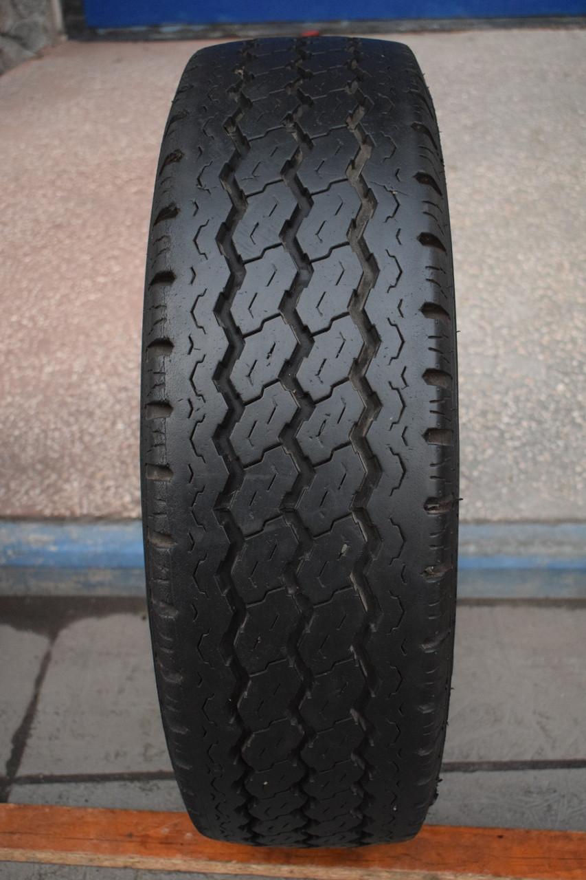 Шина б/у 215/75 R16С Firestone CV3000, ОДНА, 8-9 мм