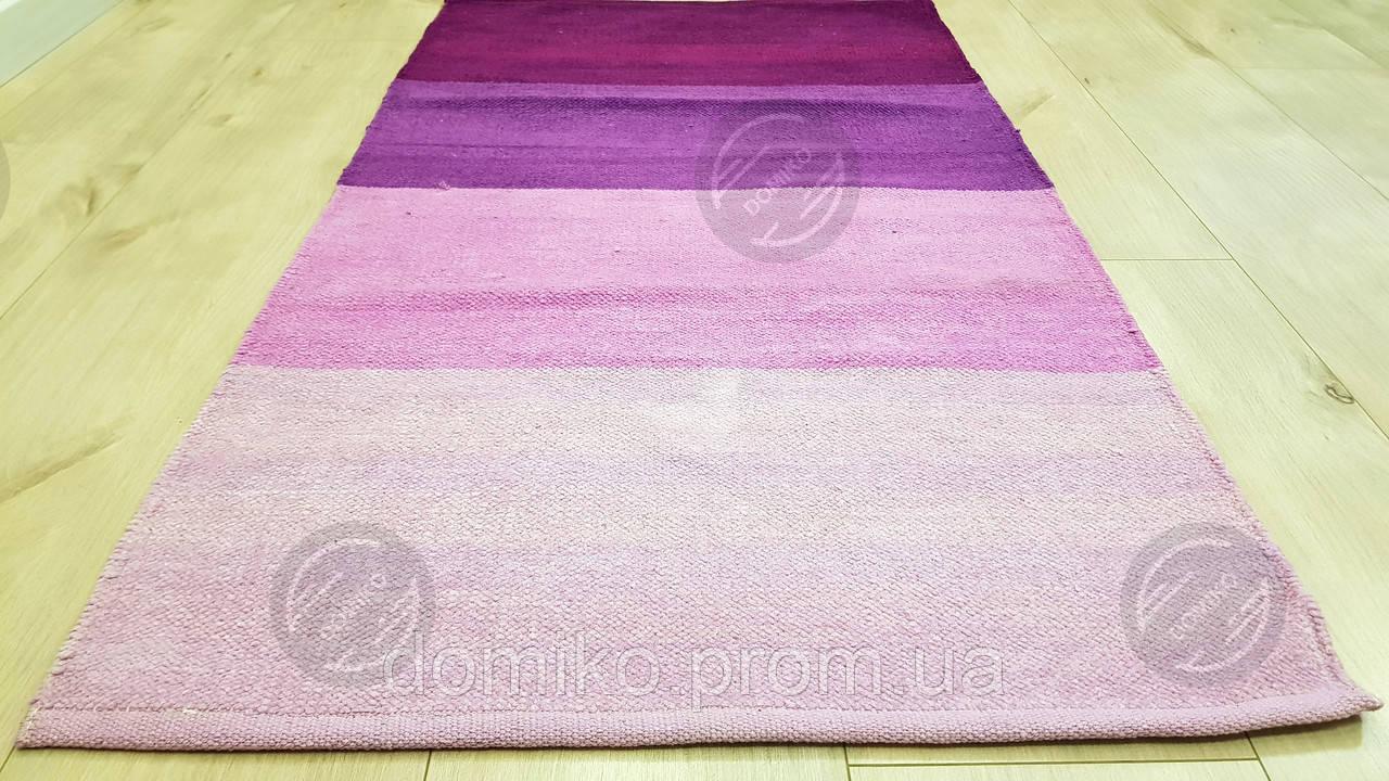 Коврик прикроватный текстильный хлопковый Индия