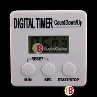 Электронный таймер времени обратный кухонный секундомер
