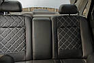 Чехлы на сиденья Шкода Октавия А5 (Skoda Octavia A5) (модельные, 3D-ромб, отдельный подголовник), фото 8